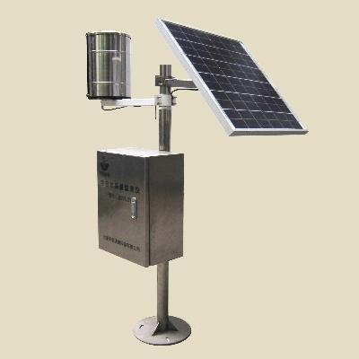 无线雨量监测站